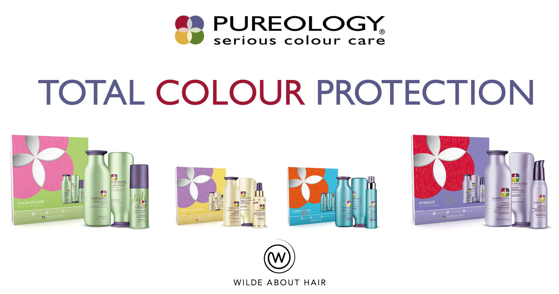 Pureology - Total Colour Protection