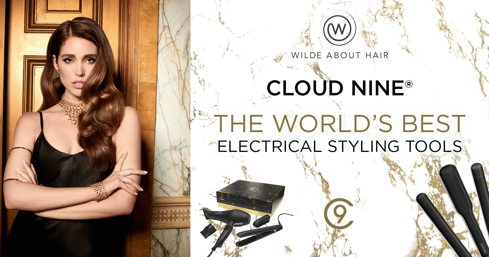 Cloud Nine - World's best electrical styling tools