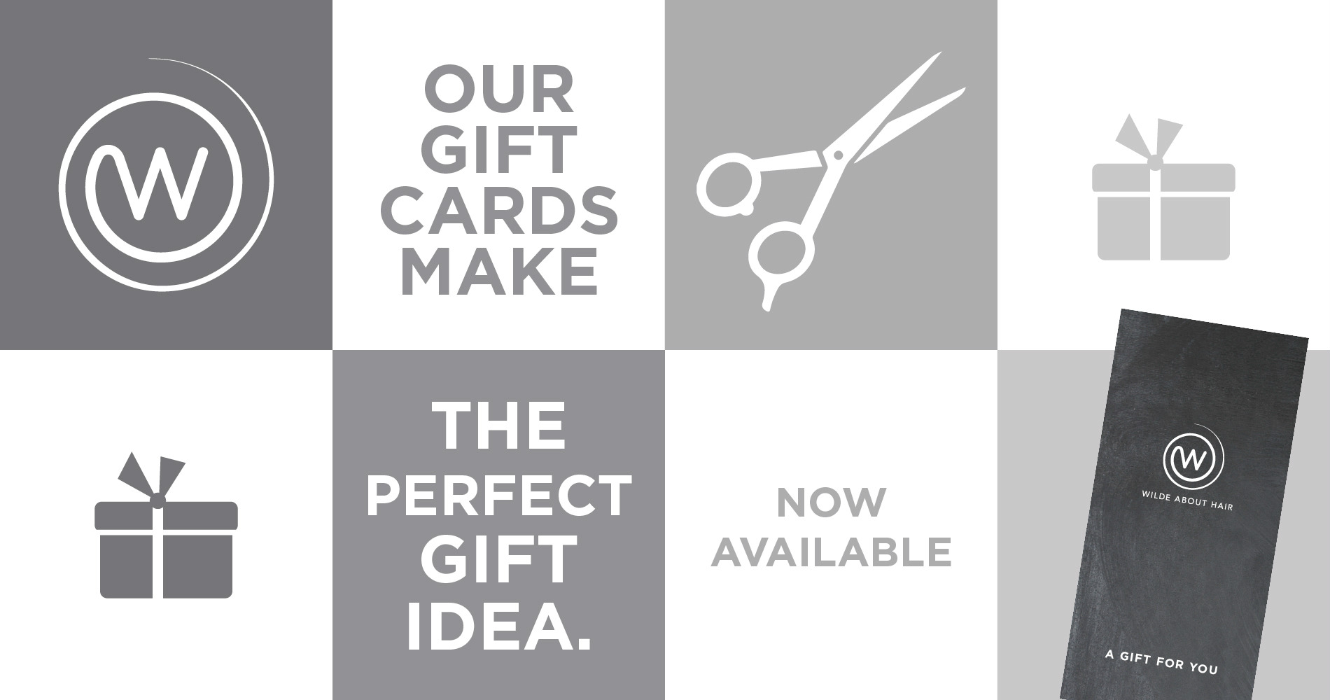 Our gift cards make the perfect gift idea